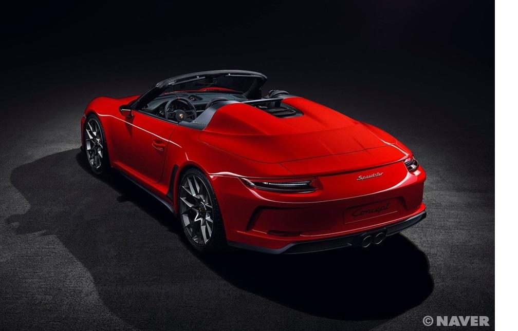 [신차공모전] 2018 포르쉐 911 스피드스터 2 컨셉 - 3.jpg